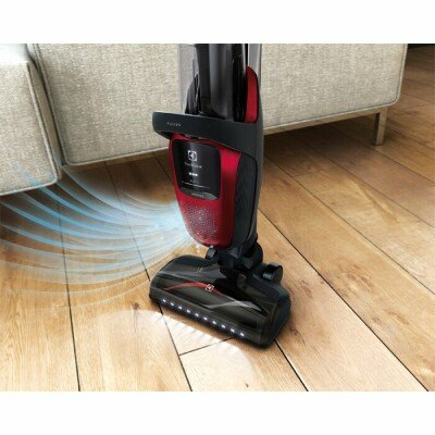 Electrolux Vacuum Cleaner PF91-ANIMA Bagless, Chili red metallic, 0.7 L, Cordless, 36 V, 60 min