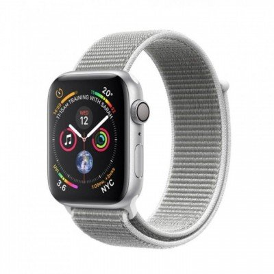 SMARTWATCH SERIES4 40MM ALUMIN/SIL/SEASHELL SPORT MU652 APPLE