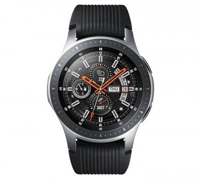 SAMSUNG Gear Galaxy Watch silver