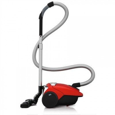 Dirt Devil REBEL76 Vacuum Cleaner DD7276-1, Bagged, Smart Control, Energy efficiency class A, Capacity 3,8 L, 750W, 67dB, metal red Dirt Devil