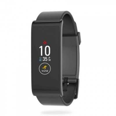 MyKronoz Smartwatch  Zefit4  Black/Black, Activity tracker with smart notifications, 80 mAh, Touchscreen, Bluetooth,