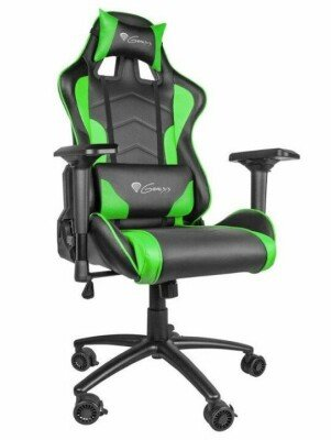 GENESIS gaming chair nitro 880 - Black - Green