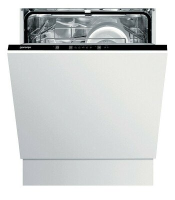 Gorenje Dishwasher GV62010 Built in, Width 60 cm, Number of place settings 12, Number of programs 5 programs: quick-quick program;  Intensive program;  ECO-savings program;  Prewash / soaking;  daily wash, A++, Display, AquaStop function, White