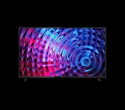 "Philips 	32PFS5803/12 32"" (81 cm), Full HD Ultra Slim LED, 1920 x 1080 pixels, DVB T/C/T2/T2-HD/S/S2, Black"