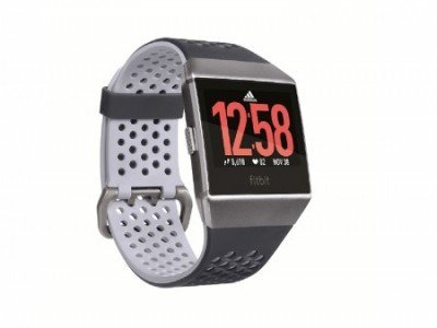 Fitbit Ionic - Adidas edition Navy/White