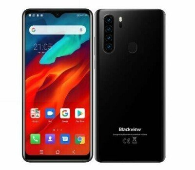MOBILE PHONE A80 PRO/MIDNIGHT BLACK BLACKVIEW