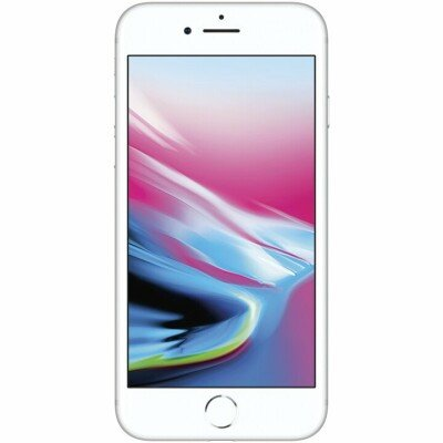 RENEWD iPhone 8 Silver 64GB with 24 months warranty