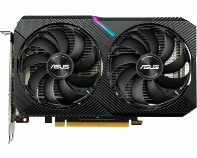 ASUS Dual -GTX1660S-O6G-MINI NVIDIA GeForce GTX 1660 SUPER