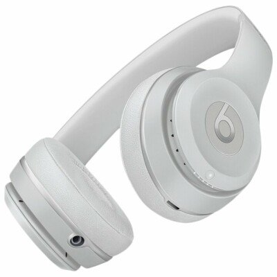 Beats Solo3 Wireless On-Ear Headphones Matt Silver