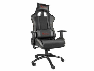 Genesis Gaming chair Nitro 550, NFG-0893, Black