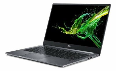 Acer Swift 3 SF314-57-58HV 14 FHD i5-1035G1/8GB/256GB/UMA/Win10/ENG Backlit  kbd/Gray/2Y Warranty