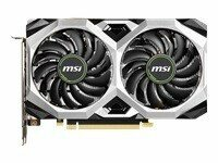 MSI GeForce GTX 1660 SUPER VENTUS XS NVIDIA, 6 GB, GeForce GTX 1660 SUPER, GDDR6, PCI Express x16 3.0, Processor frequency 1815 MHz, HDMI ports quantity 1, Memory clock speed 14000 MHz